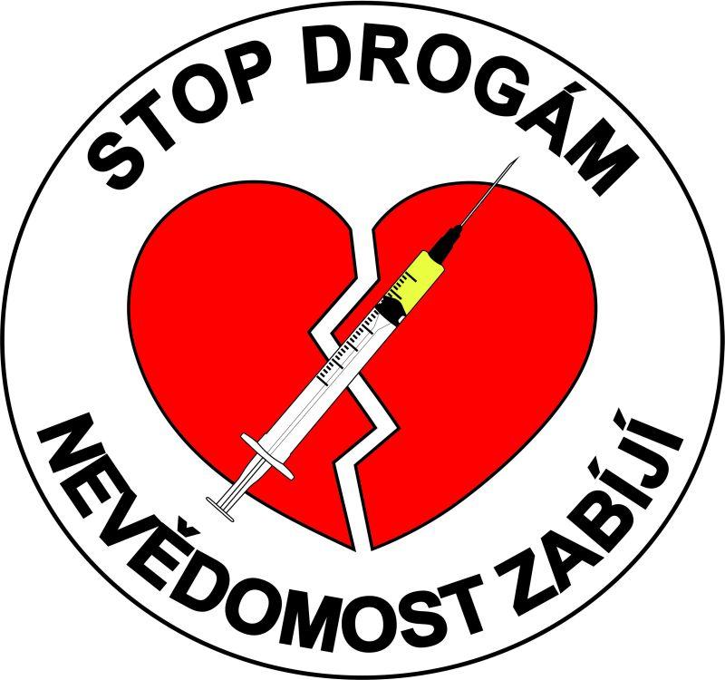 Logo STOP DROGÁM